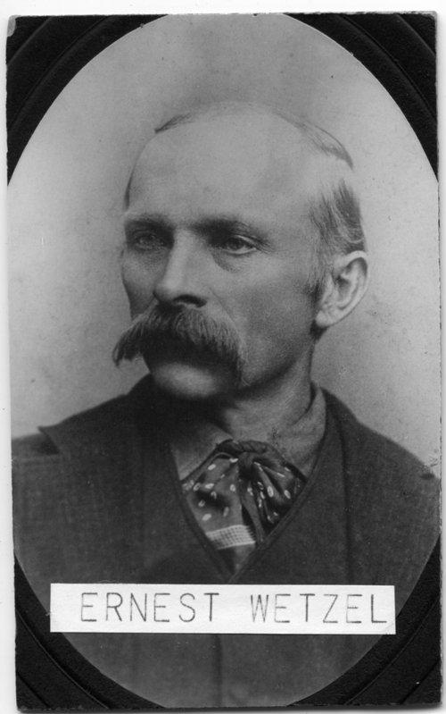 Ernest Wetzel - Page