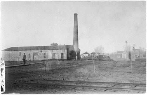 Alma Electric and Ice Plant, Alma, Kansas - Page