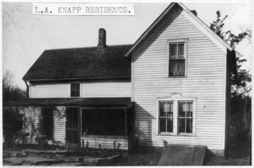 L. A. Knapp residence, Maple Hill, Kansas - Page