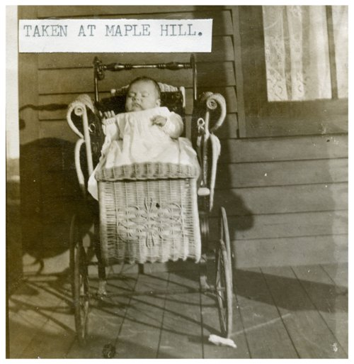 Unidentified infants, Maple Hill, Kansas - Page