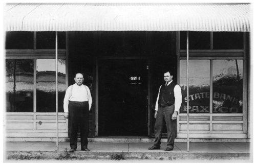 Paxico State Bank, Paxico, Kansas - Page