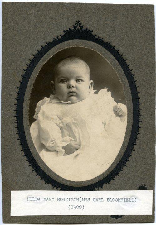 Hilda Mary Morrison - Page