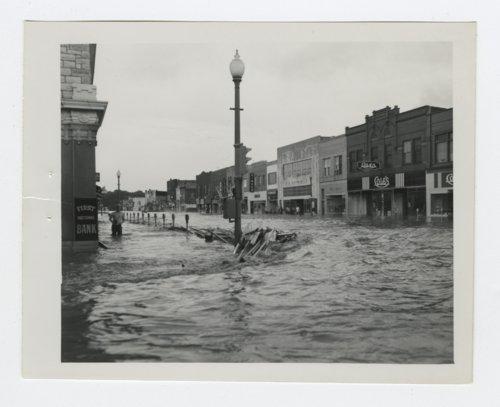1951 flood scenes in Manhattan, Kansas - Page