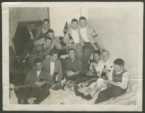 Group of young men, Topeka, Kansas - Page