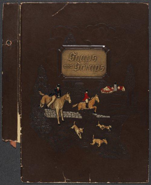 Charles Gordon scrapbook - Page