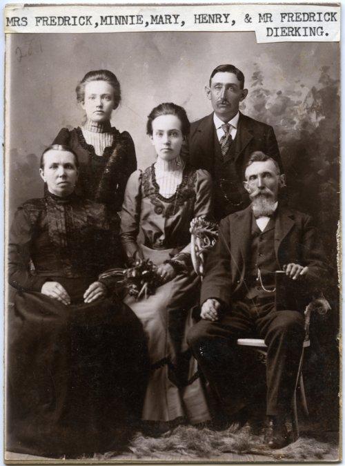 Dierking family, Alta Vista, Kansas - Page