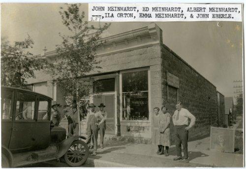 Eberle Grocery, Alta Vista, Kansas - Page