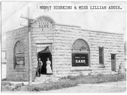 People's State Bank, Alta Vista, Kansas - Page