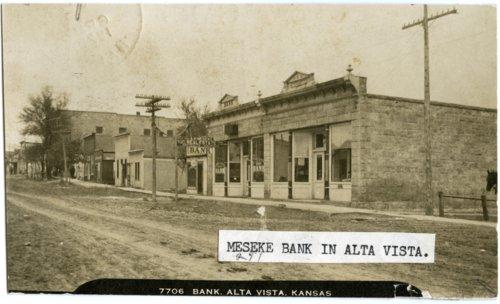 Alta Vista State Bank, Alta Vista, Kansas - Page
