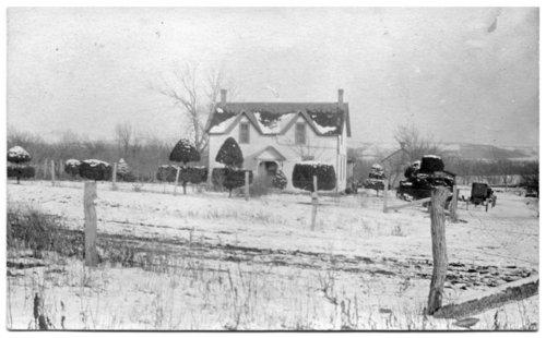 Isedore Haller residence in Alma, Kansas - Page