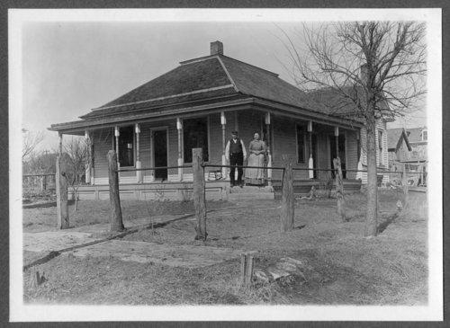 Moritz Kraus residence in Alma, Kansas - Page