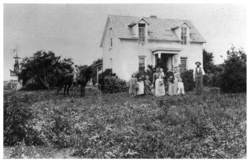 Thompson residence in Alma, Kansas - Page