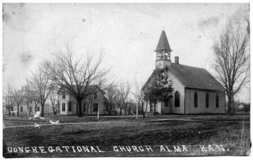 Congregational Church, Alma, Kansas - Page