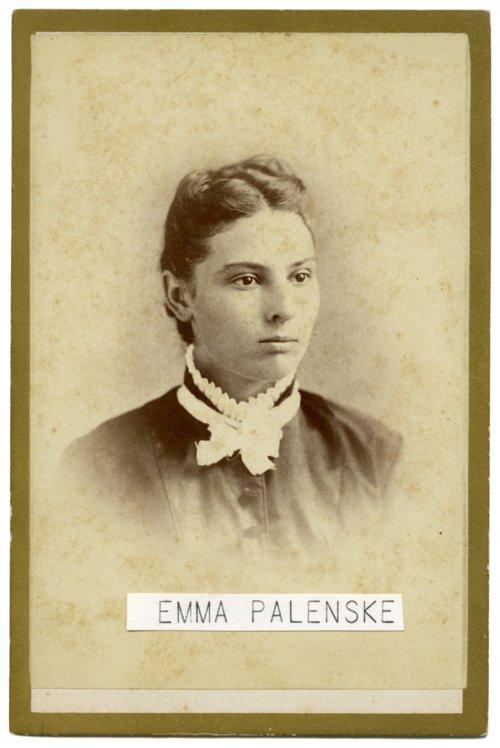 Emma Palenske - Page