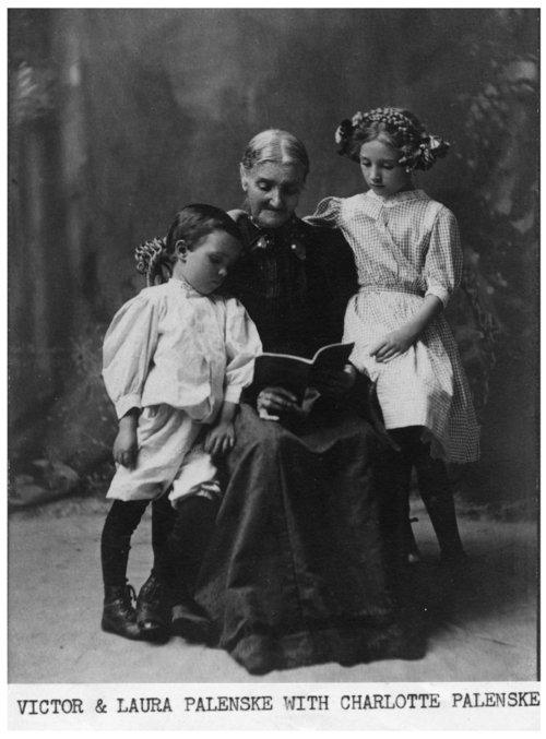 Palenske family, Alma, Kansas - Page