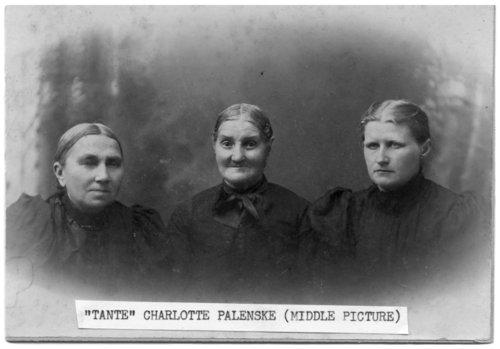 Charlotte Palenske - Page