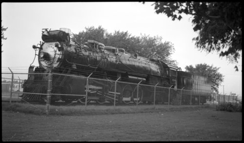 Atchison, Topeka & Santa Fe Railway Company's steam locomotive #5000 - Page
