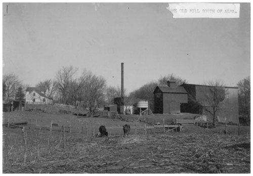 Flour mill, Alma, Kansas - Page