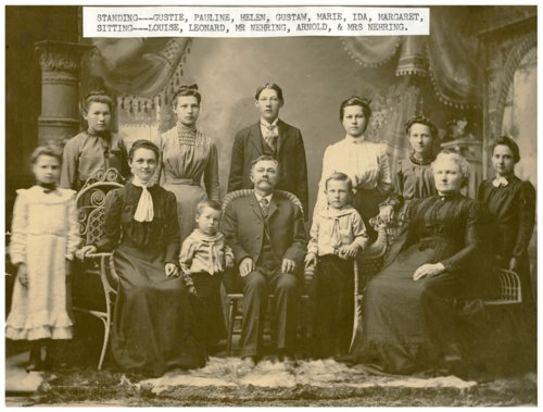 Gotthelf Nehring family - Page