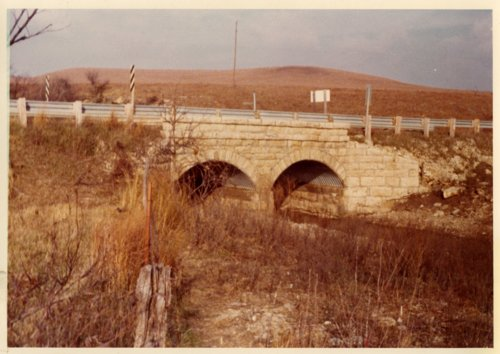 Stone arch bridge in Wabaunsee County, Kansas - Page
