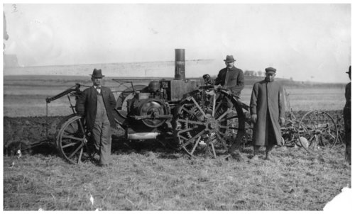 Steam tractor, Wabaunsee County, Kansas - Page