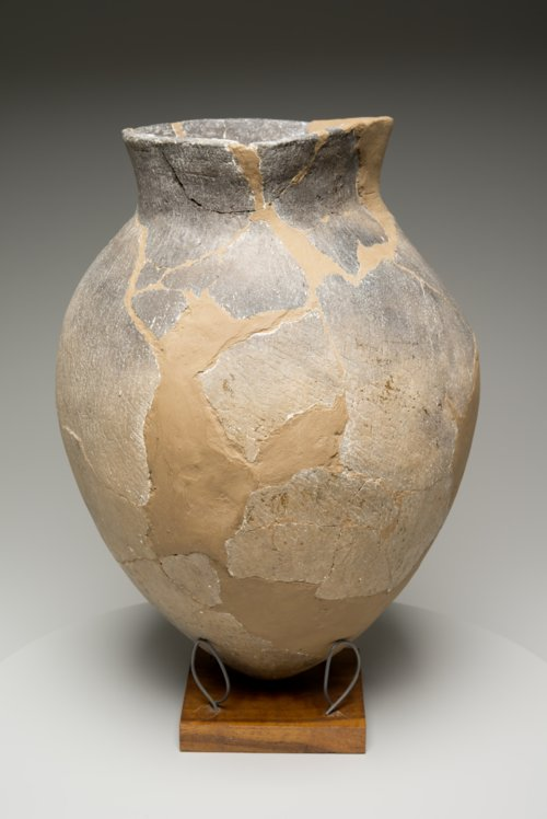 Grasshopper Falls phase Early Ceramic Vessel From the Booth Site, 14JN349 - Page
