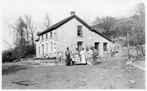 Kratzer homestead, Wabaunsee County, Kansas - Page