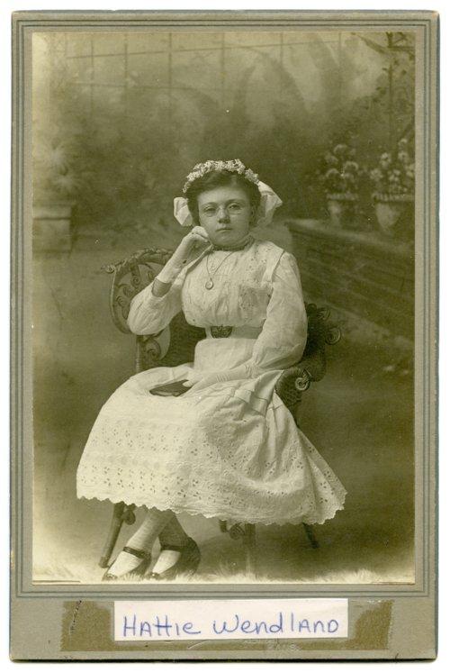 Hattie Wendland - Page