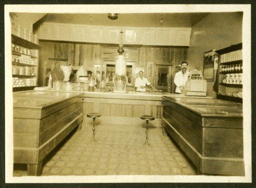 Meat market in Alma, Kansas - Page