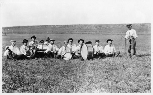 Band, Volland, Kansas - Page