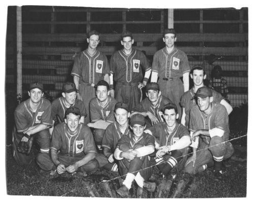 Heart of America baseball team, Topeka, Kansas - Page