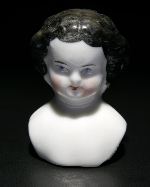 Doll Head from Fort Hays, 14EL301 - Page
