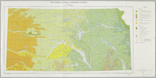 The potential natural vegetation of Kansas - Page