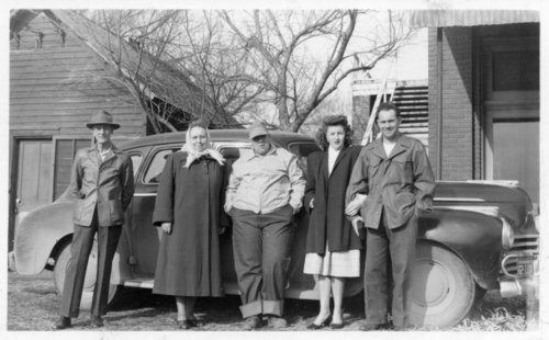 Kratzer family, Volland, Kansas - Page