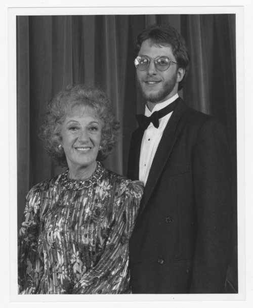 Marian McPartland and Todd Strait - Page