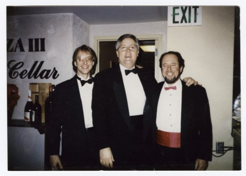 Todd Strait, Paul Smith and Bob Bowman - Page