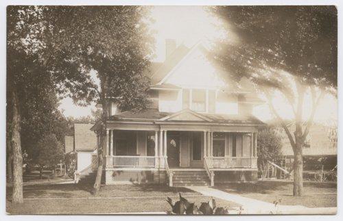 Birt Way's house in Garden City, Kansas - Page