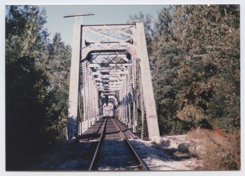 Railroad bridge at Atchison, Kansas - Page