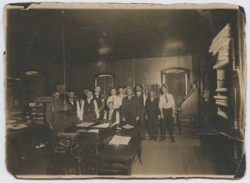 Atchison, Topeka & Santa Fe Railway freight office in Atchison, Kansas - Page