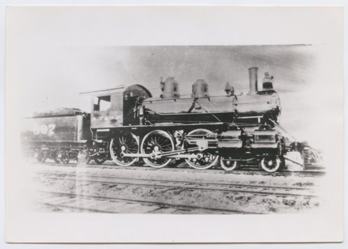 Atchison, Topeka & Santa Fe Railway's steam locomotive No. 697 - Page