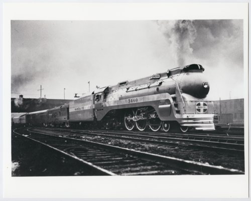 Atchison, Topeka & Santa Fe Railway Company's Blue Goose - Page
