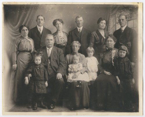 Blunderfield family - Page