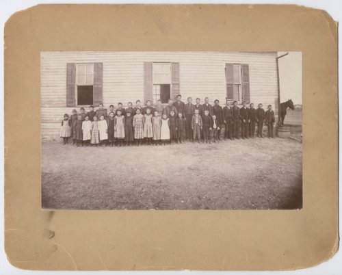 Delhi School in Dickinson County, Kansas - Page