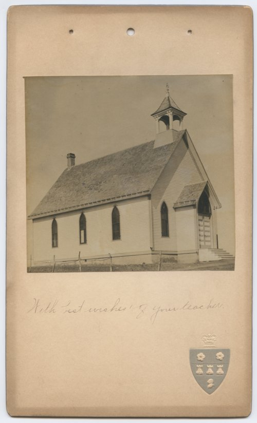Church in Willowdale, Kansas - Page