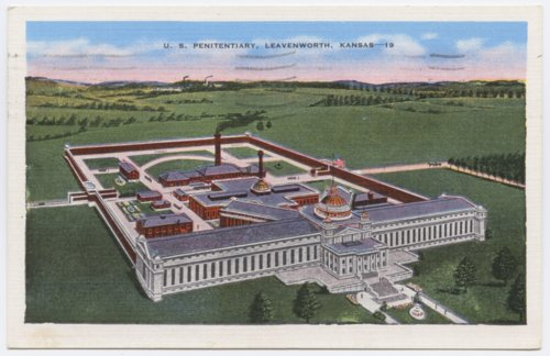 United States Penitentiary at Leavenworth, Kansas - Page
