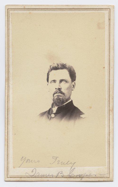 Captain James B. Cooper - Page
