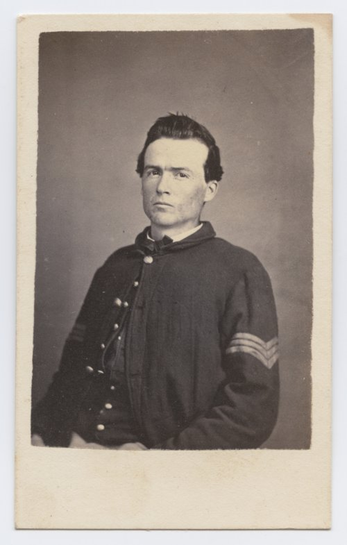 Sergeant A. J. Cummins - Page