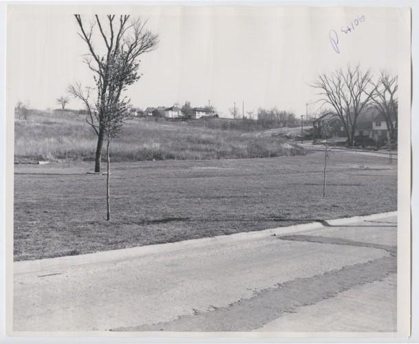Residential street in Kansas City, Kansas - Page