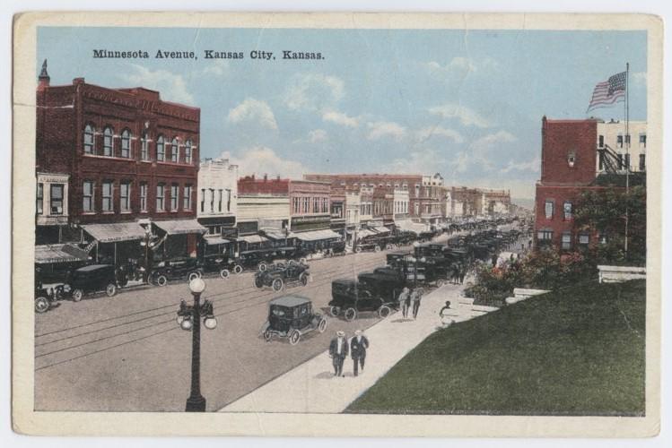Minnesota Avenue in Kansas City, Kansas - Page