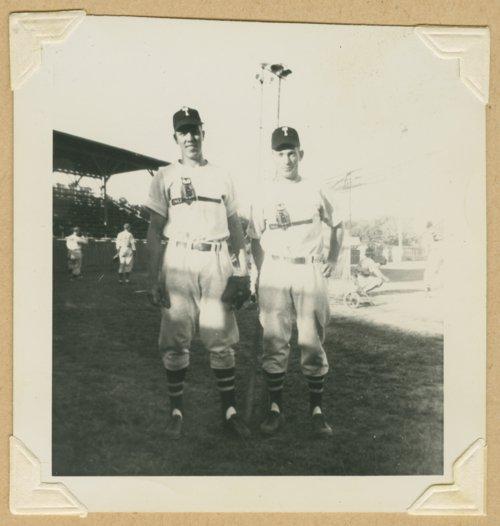 Art Priebe and Jake Watkins, Topeka, Kansas - Page